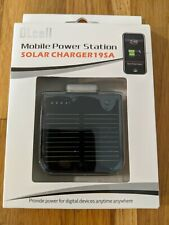 OLcell Mobile Power Station Solar Charger 19SA Brand New