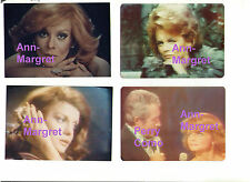 ANN MARGRET ON 8 DIFFERENT TALK SHOWS 1980s LOT OF 12 PHOTOS