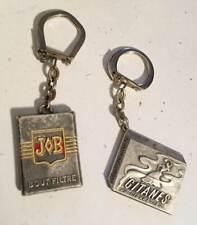 2 port clés Cigarettes Gitanes ( Lacontre Bordeaux ) & Job bout filtre