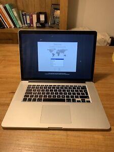 """MacBook pro 15-inch """"core i7"""" 2.0 Late 2013"""
