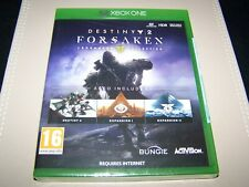 Destiny 2 Forsaken Legendary Collection Xbox One **New & Sealed**