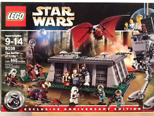 LEGO Star Wars The Battle of Endor 8038 BOXED COMPLETE XLNT WITH ALL FIGURES