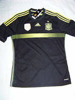 Adidas Men's ClimaCool Fifa Spain Spanish National Football Team Soccer Jersey