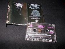 DARKTHRONE A BLAZE IN THE NORTHERN SKY MC 1992