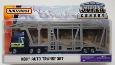 Matchbox Super Convoy SC-002B MBX AUTO TRANSPORT NEU / OVP