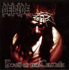 "Deicide ""Scars Of The Crucifix"" CD"