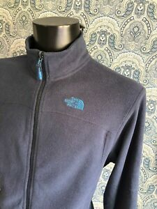 Men's Vtg North Face Full Zip POLARTEC GREY Fleece Jacket 100% Authentic LARGE