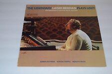The Legendary Lazar Berman Plays Liszt~Columbia/Melodiya~FAST SHIPPING