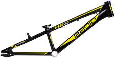 "RADIO BIKE CO HELIUM MINI 20"" BLACK 17.6 TT  BMX RACE BIKE FRAME 20 BIKES 17.6"""
