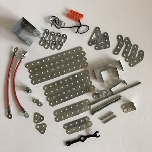 Replacement MECCANO ERECTOR SET 7530 PARTS | Hardware Brackets and MISC