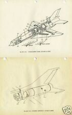 MiG-21 PARTS SERVICE MANUAL rare historic 1970's archive 'Fishbed' USSR Soviet
