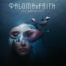 Paloma Faith The Architect CD 2017 889854799229 B16