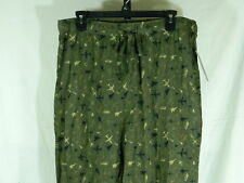 Clubroom Army Plane Print Lounge Pants    Size:  Small