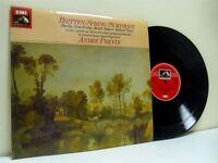 ASD 3650 B/W BAND ANDRE PREVIN benjamin britten spring symphony LP EX+/EX vinyl