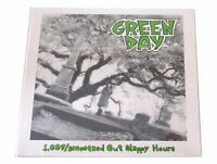 Green Day 1039/Smoothed Out Slappy Hours Compact Disc CD New Lookout Digipak