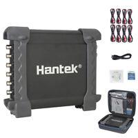 Hantek 1008A USB2.0 8CH Auto Diagnostic DAQ Oscilloscope Programmable Generator