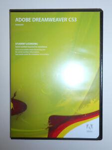 Adobe Dreamweaver CS3 Student Edition for Windows with Video Workshop DVD