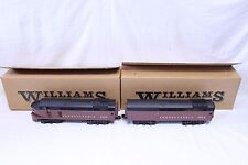 WILLIAMS O SCALE PENNSYLVANIA BALDWIN SHARKNOSE DIESEL 1985 RARE