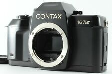 【NEAR MINT】 Contax 167 MT 35mm SLR Film Camera Body only from JAPAN