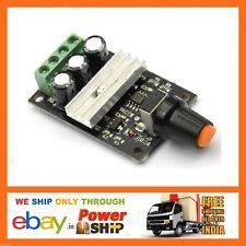 E44 PWM DC 6V 12V 24V 30V 3A Motor Speed Control Switch Controller Regulator