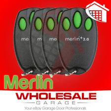 Chamberlain Merlin E945M Garage Door Remote Suits MT100EVO Security +2.0 x4