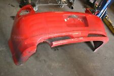 Cobalt SS Coupe Turbo Supercharged Red Rear Bumper w/ Lip 05-10 06 07 09