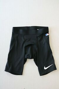 Nike Boys Pro Heist NBA Logo Baseball Sliding Compression Shorts Size M (10-12)