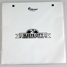 Diskeeper Audiophile Inner Record Sleeves by Sleeve City (50 Pack)