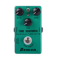 DemonFX Tube Screamer OverDrive  ts9 and 808  guitar effect pedal Special offer