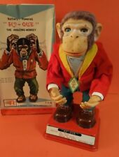 ALL ORIGINAL NOMURA HY-QUE THE AMAZING MONKEY  + BOX with INSERTS 1960