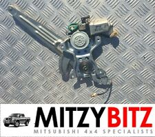 MITSUBISHI L200 K74 96-07 Window Motor Regulator OSR DRIVERS REAR RIGHT MR144538