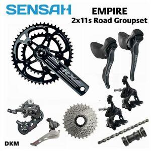 SENSAH EMPIRE 2x11 Speed 22s Road Groupset Full Set 170/172.5/175 Road Bike 22S