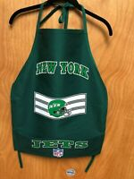 AWESOME FULL SIZE NEW YORK JETS TAILGATE APRON NFL
