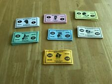 the Dog Monopoly play money Replacement Crafting Monopoly
