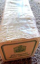 1 Pack 98 pcs  DAB DORTMUNDER Beer Bar Coaster Mat NEW
