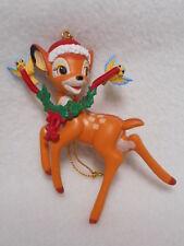 Disney Bambi Grolier Christmas Ornament