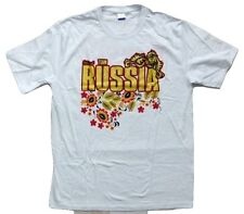 Team Russia Olympic Cotton T-Shirt size M