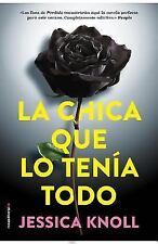 La Chica Que Lo Tenia Todo (Paperback or Softback)