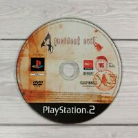 Resident Evil 4 (Sony PlayStation 2, 2005) - Pal - Disc Only