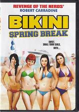 BIKINI SPRING BREAK (DVD 2012) (H4)