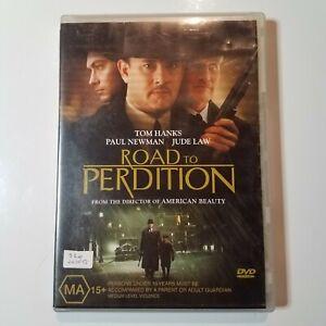 Road to Perdition | DVD Movie | Tom Hanks, Paul Newman | 2002 | Crime/Drama