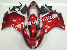 Fit for CBR1100XX Blackbird 1997-2007 Candy Red ABS Injection Mold Fairing Kit