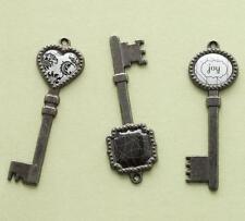 Making Memories, Metal Designer Pebble Key