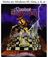 Combat Chess 1997 PC Game