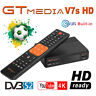 GTmedia V7S DVB-S2 Digital Satellite Receiver TV Box USB WiFi 1080P FHD Player