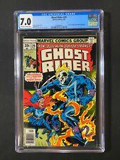 Ghost Rider #29 CGC 7.0 (1978) - Doctor Strange app