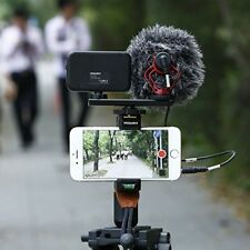 Smartphone Video Rig ,Mouriv iPhone Filmmaking Kit Recording Vlogging Hand Grip