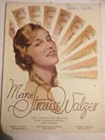 """"""" Meine Strauss-Walzer """" Band 1"""