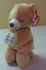 TY Beanie Baby Hope Praying Bear March 23,1998 MWMT ERRORS on Swingtag