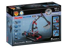 Kit construcción Fischer Technik Pneumatic Power. Embalaje algo deteriorado